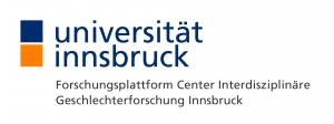 Forschungsplattform Center Interdisziplinaere Geschlechterforschung Innsbruck_Logo CMYK