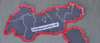 Landtagswahlen 08 – Politik I bis IV
