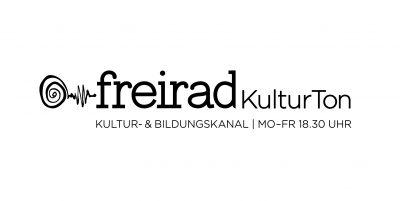 Freirad Logo neu KulturTon schwarz auf weiss