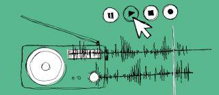 Audioschnitt mit Audacity