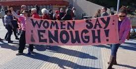 women say enough © flickr.com