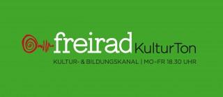 Freirad Logo neu KulturTon farbis auf gruen