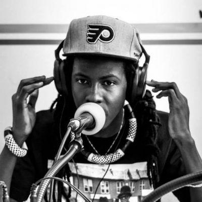 Der senegalesische Musikkünstler Nonybone - Quelle: Initiative Minderheiten Tirol